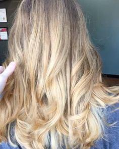 Blonde Balayage / sombre / long hair