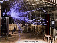 Nikola Tesla Colorado Springs