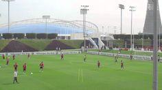 FC Bayern Munich Team Training Doha 2014 - 7