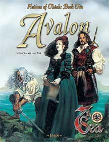 Avalon - Alderac Entertainment Group
