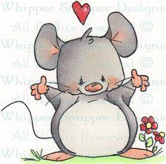 Mouse Hug