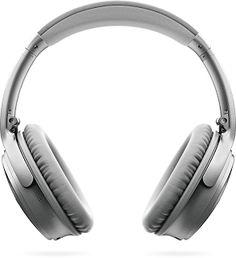 audiosplitz: Bose QuietComfort 35 (QC35) - Silver