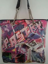 Juicy Couture Gym Bag JC Large Black Or Tote Bags Totes