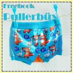 Freebook Pullerbüx