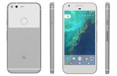 GOOGLE PIXEL XL - SILVER - ANDROID 7.1 SMARTPHONE 32GB VERIZON + GSM UNLOCKED #GOOGLE