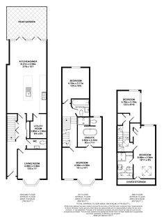 Home Renovation Planning Love the ensure layout Victorian Terrace Interior, Victorian Townhouse, Edwardian House, House Layout Plans, Floor Plan Layout, House Layouts, House Extension Plans, House Extension Design, Extension Ideas