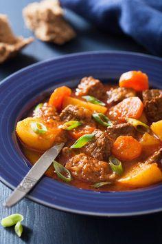 Boeuf braisé aux carottes – Les recettes de cuisine et mets