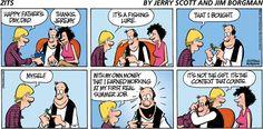 Zits Cartoon for Jun/17/2012    Very true!!