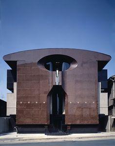 Hinaya headquarters O-jin Ⅰ|Projects|Shin Takamatsu Architect and Associates Co.,Ltd