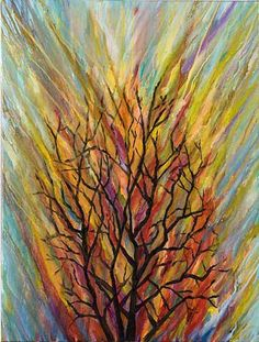 """Jordana Klein - """"The bush burned with fire and the bush was not consumed"""" Exodus 3:2"""