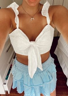 Preppy Summer Outfits, Cute Casual Outfits, Beach Outfits, Laura Ashley, Diy Foto, Pose, Chiffon, Basic Outfits, Outfit Goals