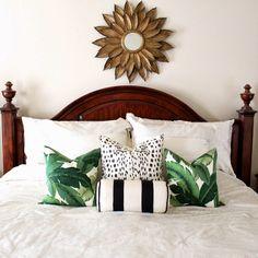 Some master bedroom details & decor ideas