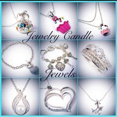 These are simply beautiful and any one of them can be yours. Order your candle or tart today Save 10% using code NappyNewYear  https://www.jewelryincandles.com/store/barbs