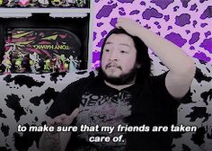 My respect for him shot through the roof. #cowchop