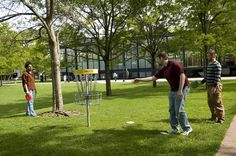 Time to have some fun between classes. #IIT Illinois Institute of Technology www.iit.edu