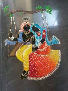 Beautiful Rangoli Designs For Krishna Janmashtami - ArtsyCraftsyDad Best Rangoli Design, Easy Rangoli Designs Diwali, Rangoli Simple, Indian Rangoli Designs, Rangoli Designs Latest, Simple Rangoli Designs Images, Rangoli Designs Flower, Free Hand Rangoli Design, Rangoli Border Designs