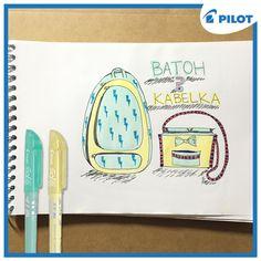 Schválně! V čem nosíte učení do školy? Batoh nebo kabelka? :) #happywriting Pilot, Notebook, Pilots, The Notebook, Exercise Book, Notebooks