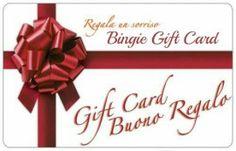 BINGIE GIFT CARD-BUONO REGALO,  La Bingie Gift Card è una fantastica idea regalo per tutte le occasioni: per Natale, Pasqua e per qualsiasi festività, ma anche per un compleanno o una nuova nascita. Un buono regalo da spendere su Bingie Abbigliamento renderà sicuramente felici i tuoi cari e i tuoi amici! Non sempre è facile trovare il regalo giusto per la persona giusta. http://www.abbigliamento-bambini.eu/compra/regala-la-bingie-gift-card-buono-regalo-2973387