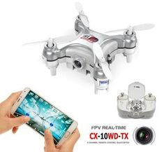 Cheap drone with hd camera, Buy Quality drone with hd directly from China drone with Suppliers: Cheerson Mini Wifi FPV Quadcopter Drone With HD Camera High Hold Mode Remote Control Nano Quadcopter RTF Drone With Hd Camera, Camera Phone, Remote Control Toys, Radio Control, Ios, Still Camera, New Drone, Android, Drone Technology