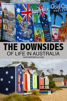 Australia looks like it may be paradise... but is it really? Here are some downsides of living in Australia, for expats and Aussie's alike.  via @birdgehls