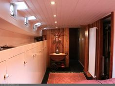 Dutch Klipper Barge 25 metre With London Zone 2 Residential Mooring for sale, 25.55m, 1913 | BoatshedGrandUnion.com