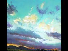 PanPastel Full Workshop - Landscape Painting - YouTube