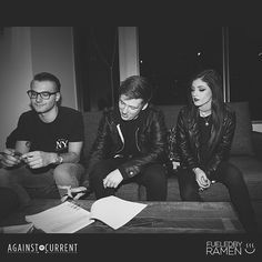 "@chrissycostanza's photo: ""Did you hear the news? We have officially signed with the incredible label @fueledby ramen! Never been happier """