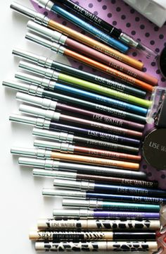 Rose & Lea love the Lise Watier pencils!