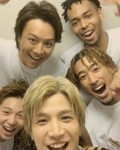Takanori & Taiki & Mandy & Takahiro & Nesmith