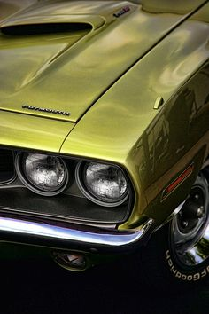 1971 Plymouth Barracuda 360 - By Gordon Dean II