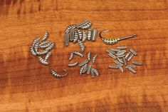 TUNGSTEN SCUD SHRIMP BODIES -- Ribbed Fly Tying in Sporting Goods, Fishing, Baits, Lures & Flies, Fly Tying Materials, Other Fly Tying Materials | eBay