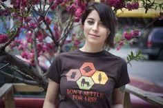 Don't Settle For Less Settlers of Catan T-Shirt - The Shirt List