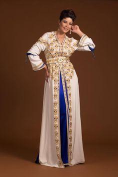 Notre nouvelle magazine en ligne dédiée au caftan Marocain haute couture  , takchita , robes orientales et toutes styles de tenues traditio...
