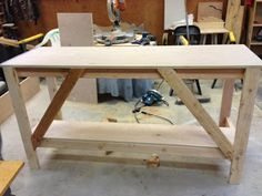 Wilker Do's: DIY Workbench