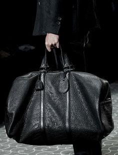 Fashion & Lifestyle: Gucci Men's Bags Fall 2011