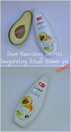 Review: Dove Nourishing Secrets Invigorating Ritual shower gel with Avocado oil & Calendula extract is inspired by Central American beauty rituals.  via @beautybymissl