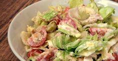 Dnes to bude takový rychlorecept - mám pro vás tip na zeleninový salátek, který se může hodit perfektně třeba jako večeře v těchto horkýc...