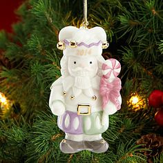 LENOX 2014  - 2014 Jolly Jester Nutcracker Ornament