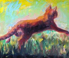 """Untitled"" - Original Fine Art for Sale - © Rachel K Schlueter"
