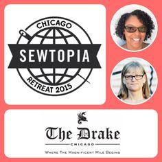 Sewtopia Retreat ~ Chicago 2015 — Fresh Lemons Modern Quilts