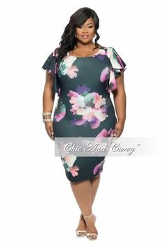Plus Size 2-piece Off the Shoulder Top and Jogger Pant Set – Chic ...
