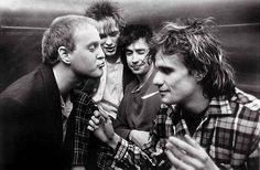 Never heard of The Replacements? Well, if you're going to this year's Riot Fest, you should probably brush up on your college rock knowledge. 80s Punk Bands, Music Is Life, My Music, Paul Westerberg, Rockn Roll, Film Music Books, My Tumblr, Comebacks, Just In Case