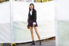 J'ai Perdu Ma Veste / Rina Fukushi – Paris  // #Fashion, #FashionBlog, #FashionBlogger, #Ootd, #OutfitOfTheDay, #StreetStyle, #Style