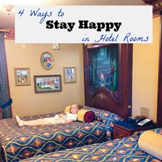 Keeping kids happy (and parents SANE) during extended hotel room stays.