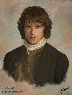 Jamie fan art!
