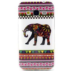Galaxy Core Prime Case,G360 Case, IVY Color Elephant Graphic,Snap-on TPU&IMD Soft Case Cover Skin For Samsung Galaxy Core Prime G360 Ivy http://www.amazon.com/dp/B00V81D552/ref=cm_sw_r_pi_dp_5qArvb0J2YGTW