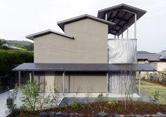 photo(C)Yutaka Suzuki / Norihisa KAWASHIMA+Keika SATO / ARTENVARCH designed an house in Yamashina, Kyoto, Japan.