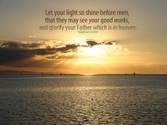 Let Your Light Shine by LoganWeileriii, via Flickr