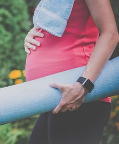 8 Easy, Feel-Good Yoga Moves For Expecting And NewMoms