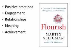 Positive psychology PERMA model #gamification